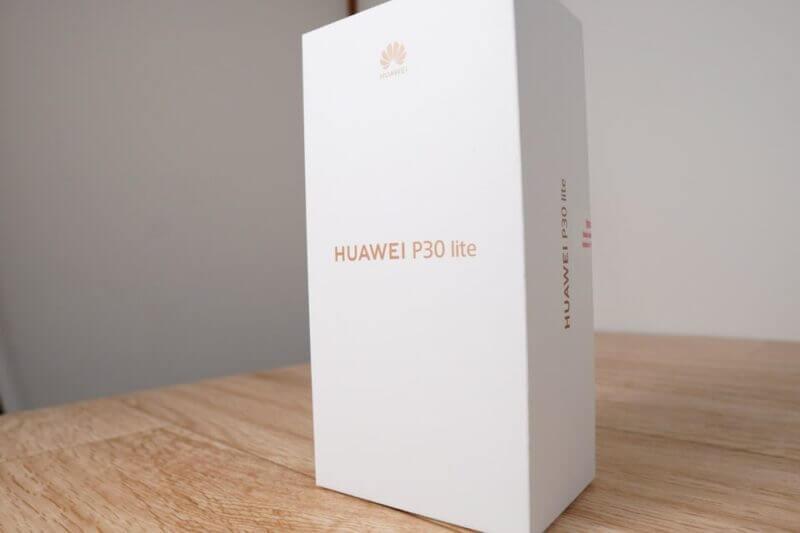HUAWEI P30 Lite|外観とデザイン