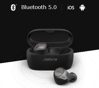 Jabra Elite75t Bluetooth5.0